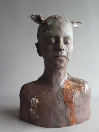 Sharon Griffin, Faun with Small Ears