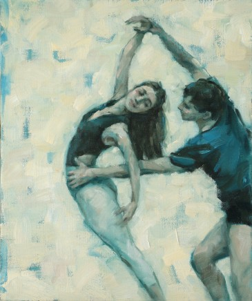 Carl Chapple, 'Celtic Concerto' - Maria Brunello & Joshua Feist (Ballet Cymru Rehearsal 175)