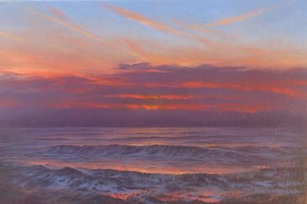 Gerald Dewsbury, Red Glow, Ynyslas