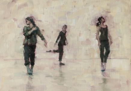 Carl Chapple, Erin Atkinson, Marie Guiraud & Jade Cawthraw (Ballet Cymru Rehearsal 214)