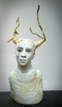 Sharon Griffin, Faun with Sadness in his Eyes