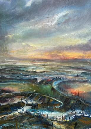Iwan Gwyn Parry, Sluce Gate, Cymyran Bay, Anglesey