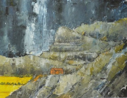 Lyndon Thomas, Slate Quarry