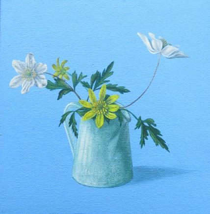 Kim Dewsbury, Windflowers and Celandines