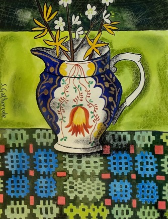 Susan Gathercole, Welsh Gaudy Jug