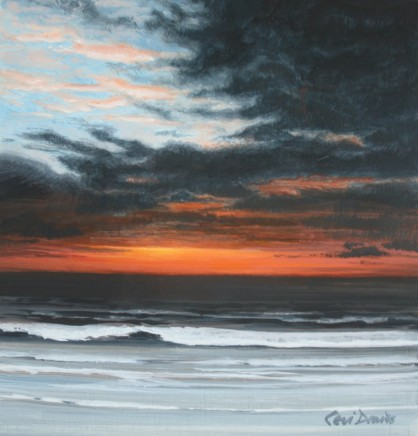 Ceri Auckland Davies, Dark Sunset