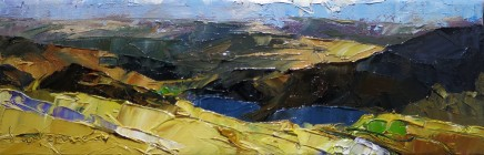 David Grosvenor, Llynnau Mymbyr from Cefn y Capel