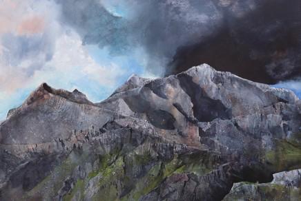Malcolm Edwards, Lofty Peaks in Silence Rise
