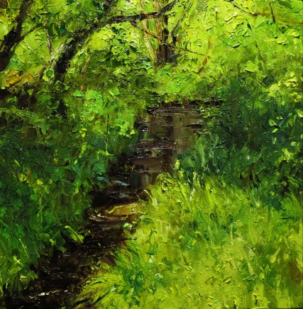 David Grosvenor, Woodland Stream
