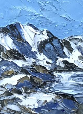 Martin Llewellyn, Snowfall, North Wales II