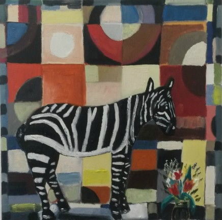 Emrys Williams, Zebra and Delauney