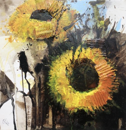 Pete Monaghan, Sunflowers