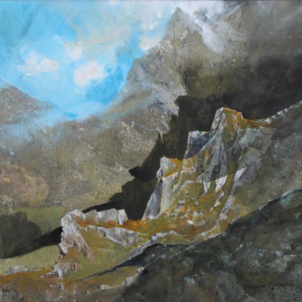 Malcolm Edwards, Above the Pass
