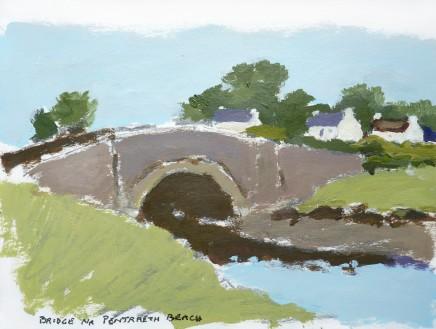 Donald McIntyre, Bridge near Pentraeth Beach