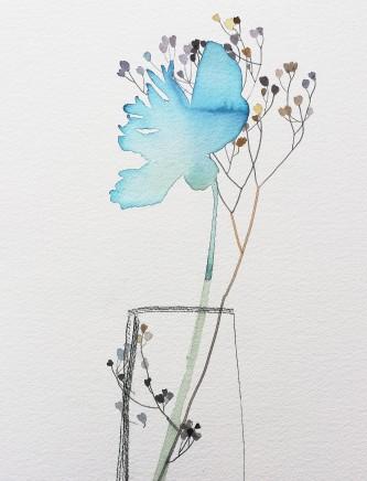Susan Kane, Blue Peony