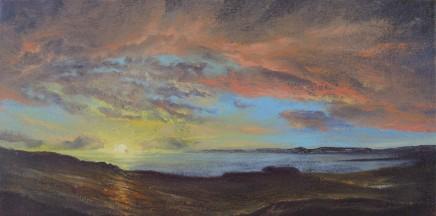 Gerald Dewsbury, Sundown over the Lleyn III