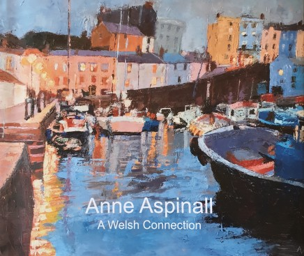 Anne Aspinall, A Welsh Connection