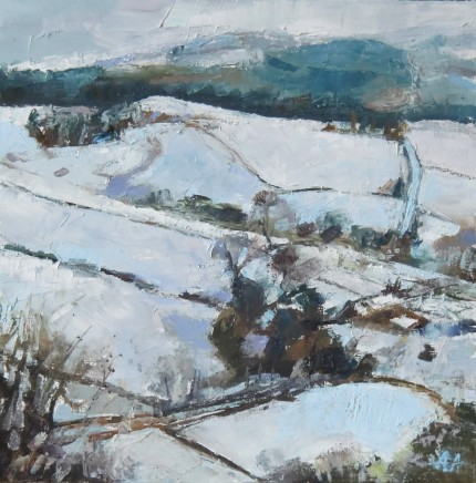 Anne Aspinall, Winter in the Hills