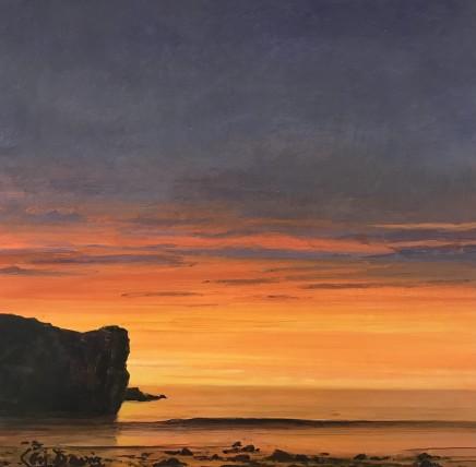 Ceri Auckland Davies, Llangrannog Sunset