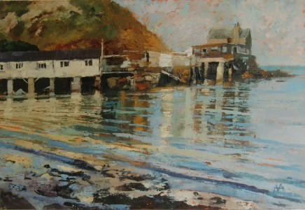 Anne Aspinall, Boat Houses, Porthdinllaen