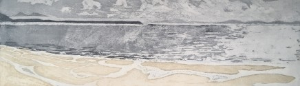 Anne Aspinall, Sand Patterns at Low Tide