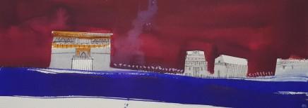 Dewi Tudur, Ger yr Arno / On the Arno