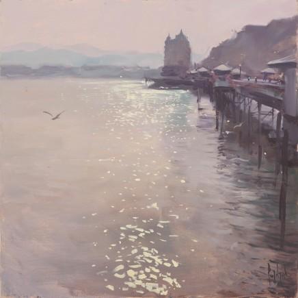 Rob Pointon, End of the Pier, Contre Jour