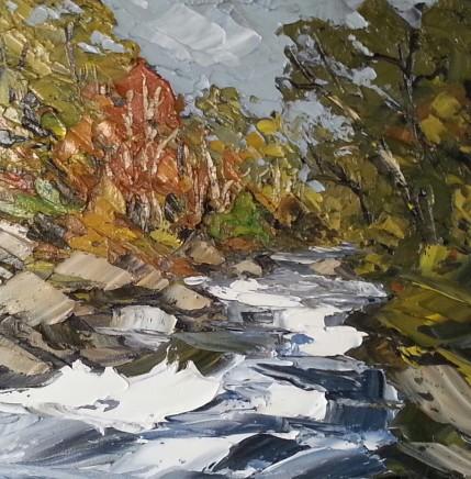 Martin Llewellyn, Aberglaslyn River