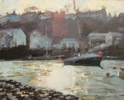 Anne Aspinall, Porthmadog, Sundown
