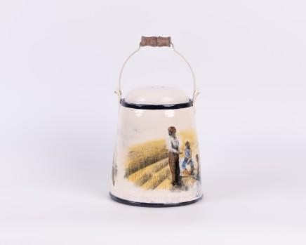 Helen Gittins, Gorffenaf II 'Sweet Tea in a Vast Can'