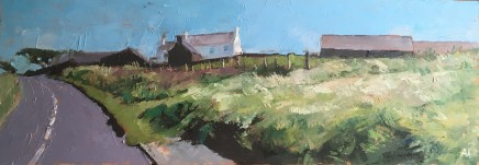 Anne Aspinall, Farm at Cable Bay I