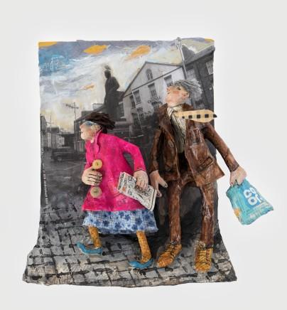Luned Rhys Parri, Côt Binc / Pink Coat