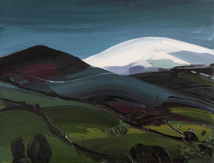 Sarah Carvell, The Glowing of Early Snow