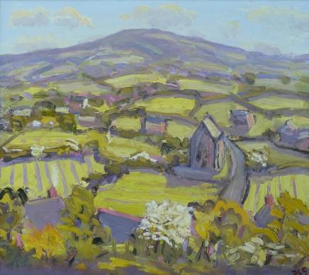 David Lloyd Griffith, Spring Blossom, Llysfaen