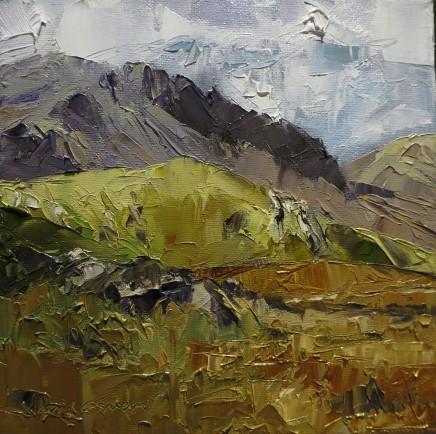 David Grosvenor, Glyder Fach and the Bristly Ridge, Snowdonia
