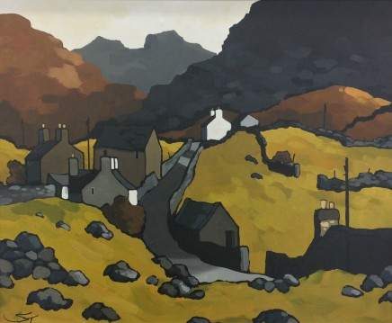 Stephen John Owen, Above Deiniolen