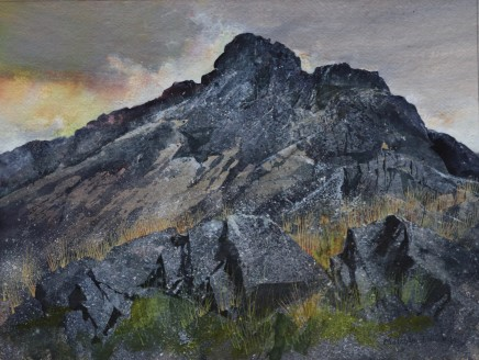 Malcolm Edwards, Bristly Ridge