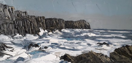 Martin Llewellyn, Rough Sea, St. Govan's Head