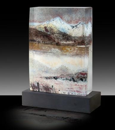 Kate Pasvol, Snowdon Reflection