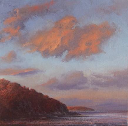 Gerald Dewsbury, Offshore Cloud at Dusk