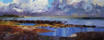 David Grosvenor, Black Rock from Criccieth