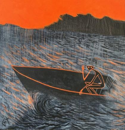 Gilly Thomas, Boat of Fool