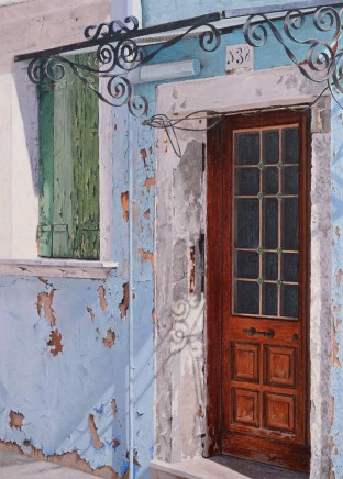 Mike Briscoe, Burano Light