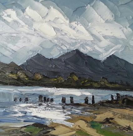 Martin Llewellyn, Menai Straits