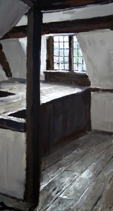 Matthew Wood, Window on the Attic Landing