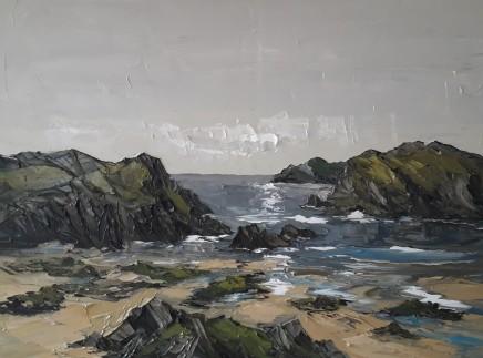 Martin Llewellyn, Beach, Anglesey