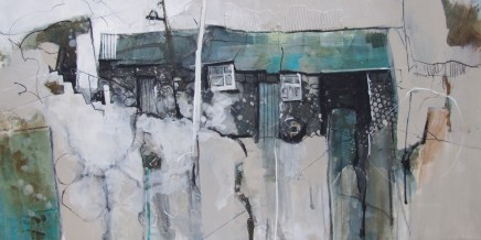 Pete Monaghan, Tangle Blue (House Beyond)