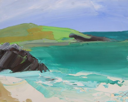 Sarah Carvell, Mor Las-wyrdd / Jade Sea