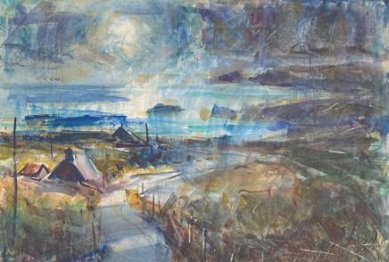 Gareth Parry, Haul Gaeaf, Pen Llŷn / Winter Sun, Llŷn