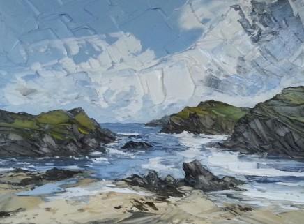 Martin Llewellyn, Porth Defarch Beach